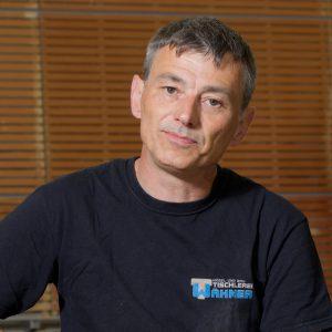 Tischlermeister Andreas
